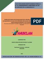 33 Informe Final Drenaje Pluvial Para Cauce 31 de Diciembre Final