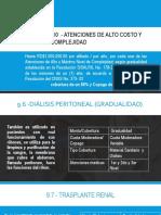Sub Grupos 9.6 Al 9.10 Coberturas Salud Basica
