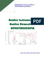 Apostila Espectroscopia (Imprimir a Cores)
