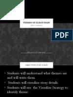 themes of elisas diary  powerpoint-1