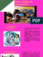 Educación y Medios de Comunicacion