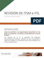 Revisión de Itil
