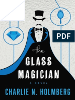 Holmberg, Charlie N.-the Glass Magician