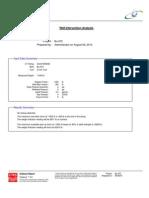 Bu-272 - Report
