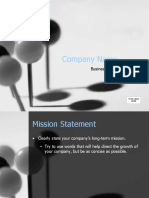 Business Plan Presentation Template (1)