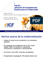 Spanish Earning an ICF Credential
