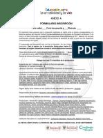 Formulario Inscripcion FescolBoyacá 2017