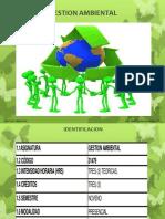 Presentacion Gestion Ambiental. Primer Parcial.a-2017. Estud.