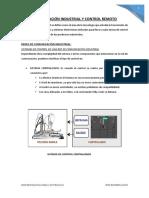 Comunicación Industrial y Control Remoto