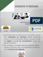 Explora y Conquista Tu Mercado - Jose Saavedra