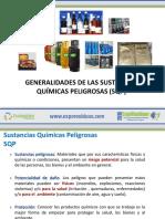 Memorias - Gestión y Manejo de Residuos Peligrosos - DeCRETO 1609 - 2015