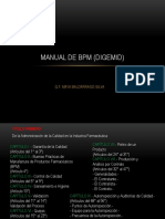 Manual de Bpm (Digemid)
