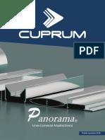 CUPRUM Aluminio Panorama