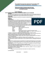 02 Especificaciones Tecnicas Arquitec Ok 12 - 17