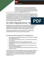 Der Interview Guide
