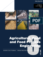 Volume 3-2016-Agricultural, Food, And Feed Process Engineering