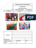 2017-2 Lab - 04 Materiales Sintéticos (1)