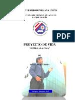 Proyecto de Vida de Daniel Muñoz Mora