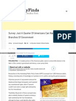 Www Studyfinds Org Government American History Survey