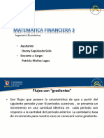 Matemática Financiera 3