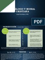 Decálogo y Moral Cristiana