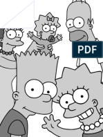 Reading the Ungraspable Double-codedness of the Simpsons