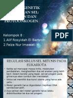 Kontrol Genetik Pembelahan Sel