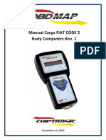 Chiptronic OBDMap Manual CODE 2 Rev.1