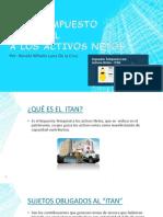 IMPUESTO A LOS ACTIVOS NETOS- EXPO.pptx