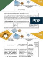 Guía de actividades y rúbrica de evaluación - Paso 2 Comunidad google +
