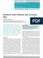 + Ischemic heart disease and coronary flow (2014)