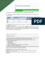 Instrucciones Evidencia-ACD y Reflexión