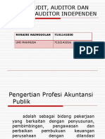 Ppt Auditing Tipe Auditing