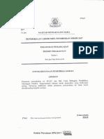 Jawapan Trial Ppa Spm 2017 Mrsm