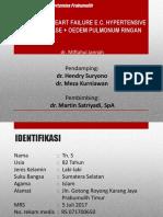Laporan Kasus CHF.ppt