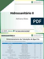 HIDROSSANITÁRIO 18 DE ABRIL DE 2017.pptx
