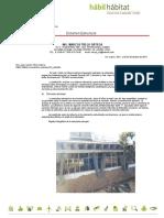 Dictamen Estructura Issste Juarez