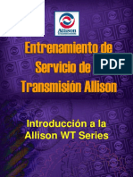 10 - Allison WT Mantencion