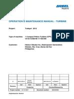 O&M Manual_Tudaya1_Volume 1 of 5