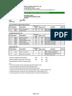 Utility List - Water Circulation PR - Rev0