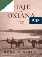 Byron, Robert - Viaje a Oxiana [40250] (r1.0)