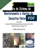 BSB UnB Desastres Naturais 02Maio2011