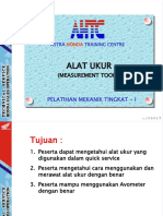 Alat Ukur   (PMT I)