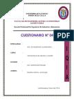 Cuestionario-N04- Tecnologia de Grasas y Aceites