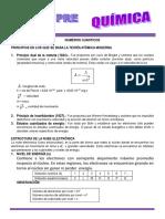 01 - Numeros Cuanticos y Configuracion Electronica 1