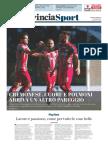La Provincia Di Cremona 09-10-2017 - Sport