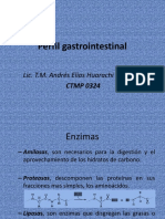 1. Perfil Gastrointestinal