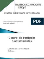 02 Control de Partículas Contaminantes