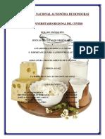 Informe de Exposición Procesamiento de Lácteos - Grupo 2- BPO