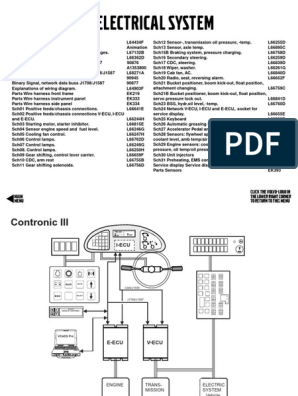 3 Electrical System - Volvo   Computing And Information Technology   Volvo L120e Wiring Diagram      Scribd